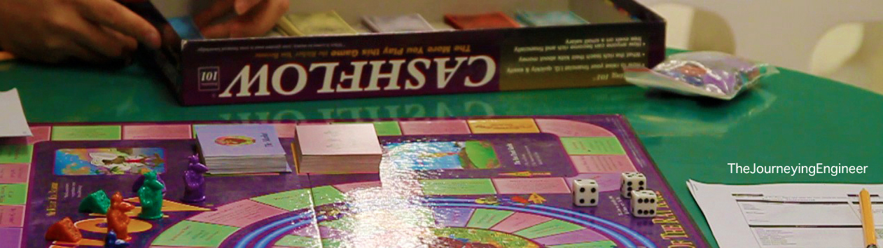 Cashflow 101 board game