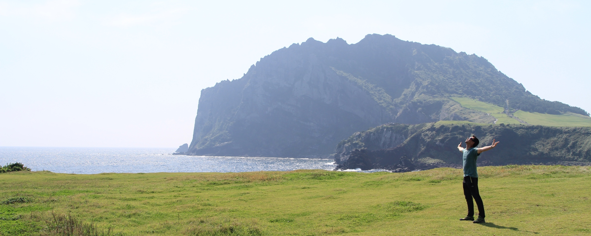 The Journeying Engineer savoring Jeju Island Korea